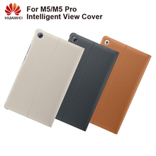 Huawei Authentic  Intelligent Protector Flip Case Leather Cover For M5 8.4 M5Pro or Pro 10.8 Phone