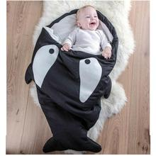 ФОТО  Cartoon Baby Sleeping Bag born Swaddling Baby Bedding Soft Cotton Black Yellow Baby Quilt
