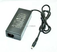 100 240 v 50 60 hz laptop ac adaptör 24 v 6a 24 volt 6 amper ac/dc güç adaptörü dc 5521 varil fişi ile 0.9 m AB AC kordon