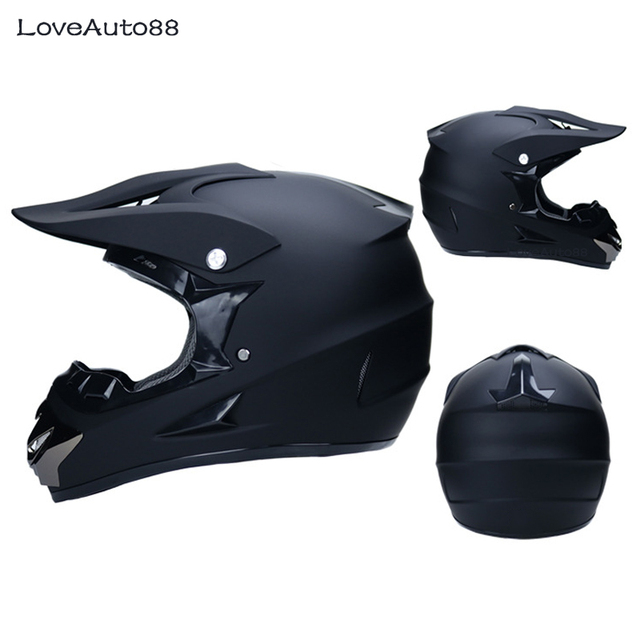 Full Face Carbon Fiber Motorcycle Helmet Professional Racing Helmet  motorcycle Adult motocross Off Road Helmet DOT Approved