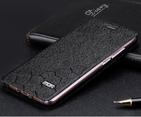 Original Mofi Huawei Honor 8 Lite Flip Cover Case PU Leather Stand Holder Shell For Huawei