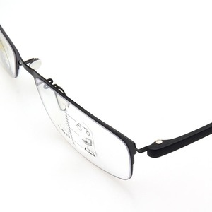 Image 4 - 안티 블루 레이 프로 그레시브 안경 독서 노안 안경 패션 프레임 클리어 렌즈 추가 + 1.00 ~ + 3.50 다 초점 안경