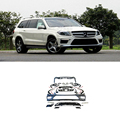 A brand new PP W463 GL63 A styling bumper body kit for benz,auto bodykits for GL63(13-14 Fit for GL63)