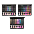 78 Colors Matte/shimmer/brown/smoky Mineral EyeShadow Makeup Palettes EyeShadow+Blush +lipstick+Bronzers Make-up Cosmetic kit