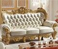 Высокое Качество Современной Классической гостиной диван и кресла, мебель для гостиной,