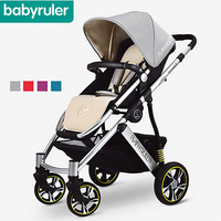 Baby Car Seat Bassinet,Portable Baby Prams Cradle Style,Folding Baby Stroller Pushchair,Bambino Passeggino 2 In 1 Baby Stroller