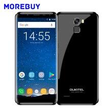 OUKITEL K5000 18:9 Full Screen 4G Smartphone MT6750 Octa Core 4G RAM 64G ROM Android 7.0 Fingerprint 5.7″HD Mobile Phone 5000mAh