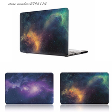 Star Hard Laptop Case for Apple Macbook Air Pro Retina 11 12 13 15 Laptop Bag for Mac book Air 13 Cover Case Shell,Drop Shipping