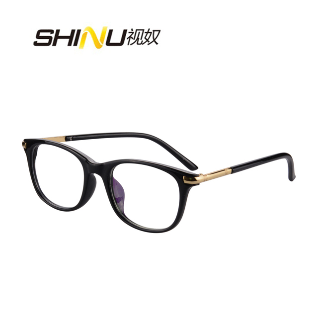 12b46a77f Mulheres óculos de Leitura Óculos de Lente Multifocal Progressiva Leitor de Dioptria  para Curto E Longo