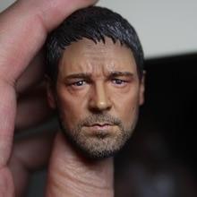 Гладиатор Рассел Ира Кроу 1/6 голова лепить для горячие игрушки энтербэй тело фигурка игрушка