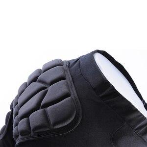 Image 5 - WOSAWE ユニセックスオートバイショーツスキースノーボード保護ギアヒップバットパッドエクストリームスポーツ Mtb バイク鎧モトクロスショーツ