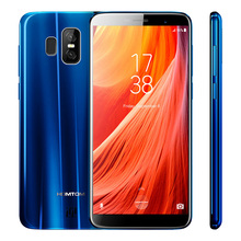 HOMTOM S7 4G Smartphone 5.5 pouce Android 7.0 MTK6737 Quad Core 1.3 GHz 3 GB RAM 32 GB ROM empreintes digitales Déverrouiller