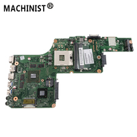 Original For Toshiba L855 L850 S855 laptop motherboard HD4000+HD7670M 1G GPU HM76 DDR3 V000275640 6050A2509901100% fully Tested