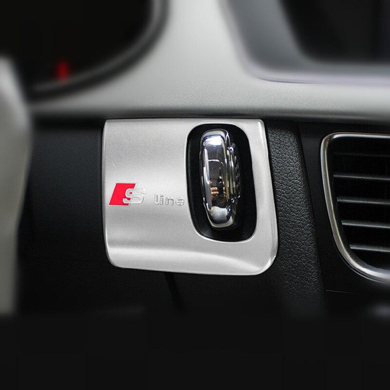X1 New Genuine AUDI S line voiture emblème badge 8N0 853 601 A