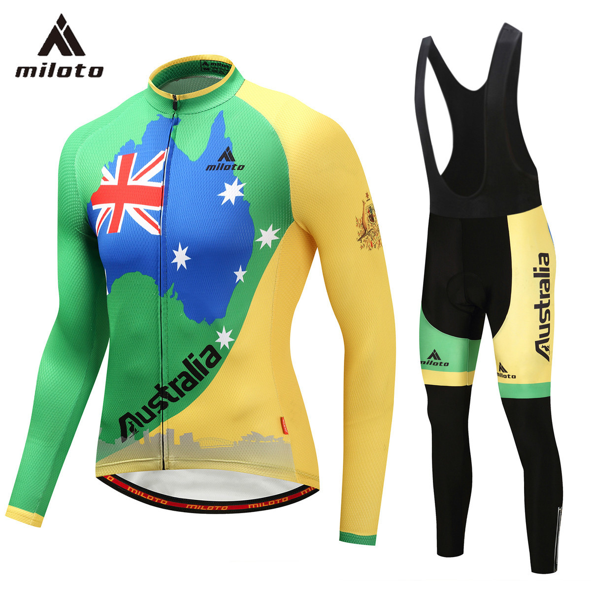 MILOTO Thin Long Sleeve Bike Clothing High Quality Complete Cycling Downhill Baby Clothes