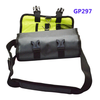 Egg Roll Style Waterproof Bag Case For Gopro Hero Xiaomi Yi SJCAM SJ4000 SJ5000X Sports Camera