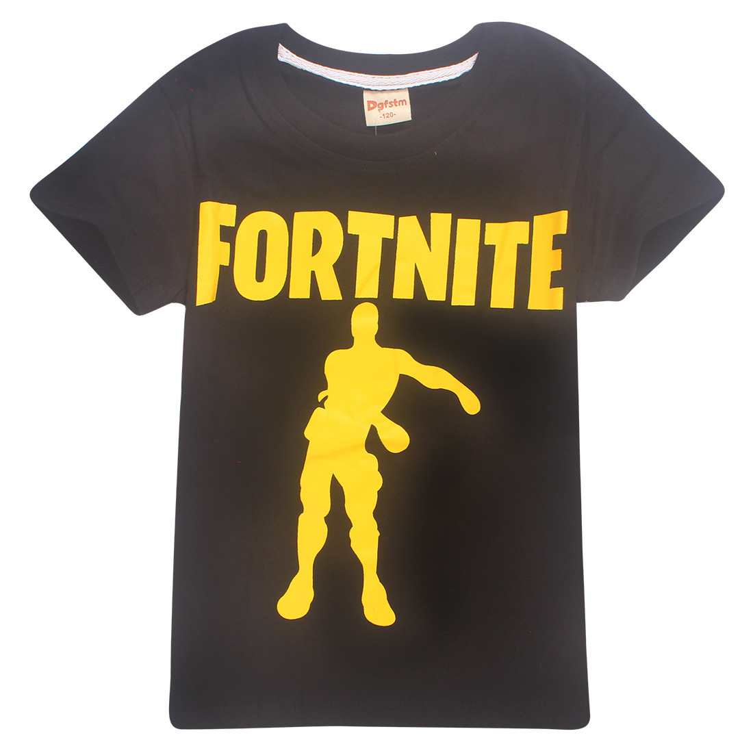 Fortnite T Shirt Kids Tops Summer Short Sleeve TShirt Girls T-shirts Tee Boys Casual O Neck Tees Anime Cartoon Children Clothes