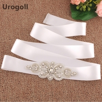 Luxury Wedding Belts Elegant Bridal Belts crystal Pearls Beaded Free Shipping High Quality Wedding Sash Lady Accessories