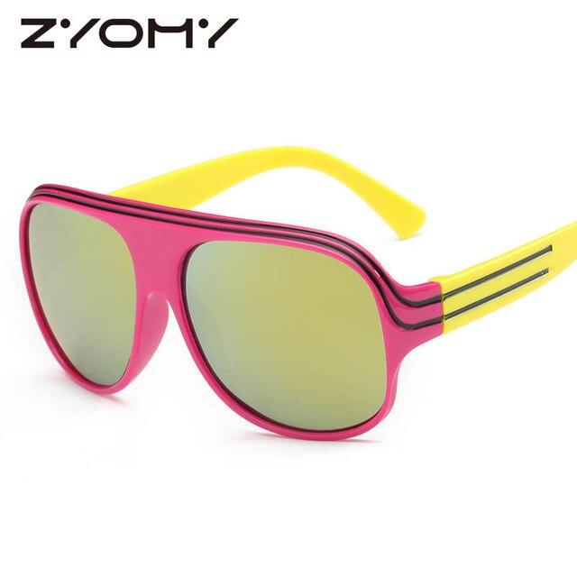 640728762 Lente Lentes Coloridas sapo Evitar Aquecer Óculos oculos de sol Gafas Grife  Grande Quadro Crianças Óculos