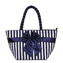 Pataya bangkok thailand bow handbag calico female casual cloth dumpling bag