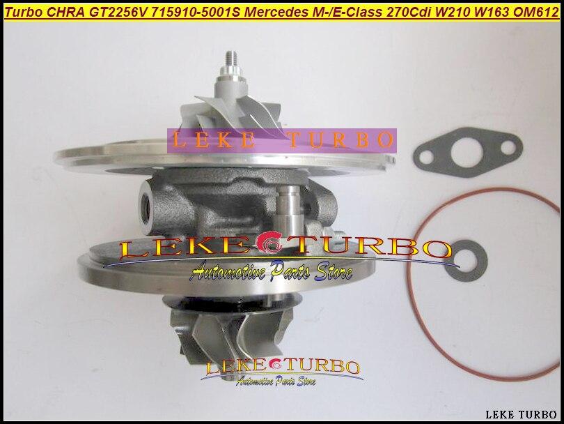 Dodge Sprinter 2.7L Diesel Garrett GT2256V Turbo Turbocharger Cartridge CHRA