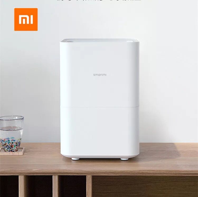Xiaomi Original Evaporative Smartmi Humidifier For Home Air dampener Germicidal Aroma Essential Oil Data Smartphone Mi Home APP цена