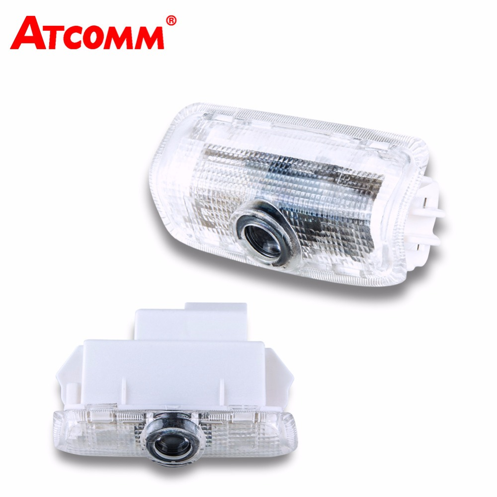 ATcomm 2Pcs 12V LED Car Door Welcome Logo Projector Shadow Light For Infiniti FX G M EX Q50 Q70 Q60 QX50 QX70 QX80  ATcomm 2Pcs 12V LED Car Door Welcome Logo Projector Shadow Light For Infiniti FX G M EX Q50 Q70 Q60 QX50 QX70 QX80