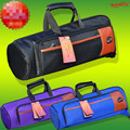 6 colors wholesales professional Portable trumpet musical instrument package gig bags sleeve bone pipe box soft backpack  should