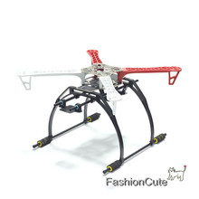 RC F450 Airframe QuadCopter PCB Board with Landing Gear Gimbal Support Battery Plate DJI Flamewheel F450 SK450 FPV