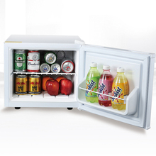 Household Mini Refrigerator Single-door Air Cooling Fridge Cosmetics/Beverages/Medicines Cold Storage Refrigerator BC-17S цена и фото