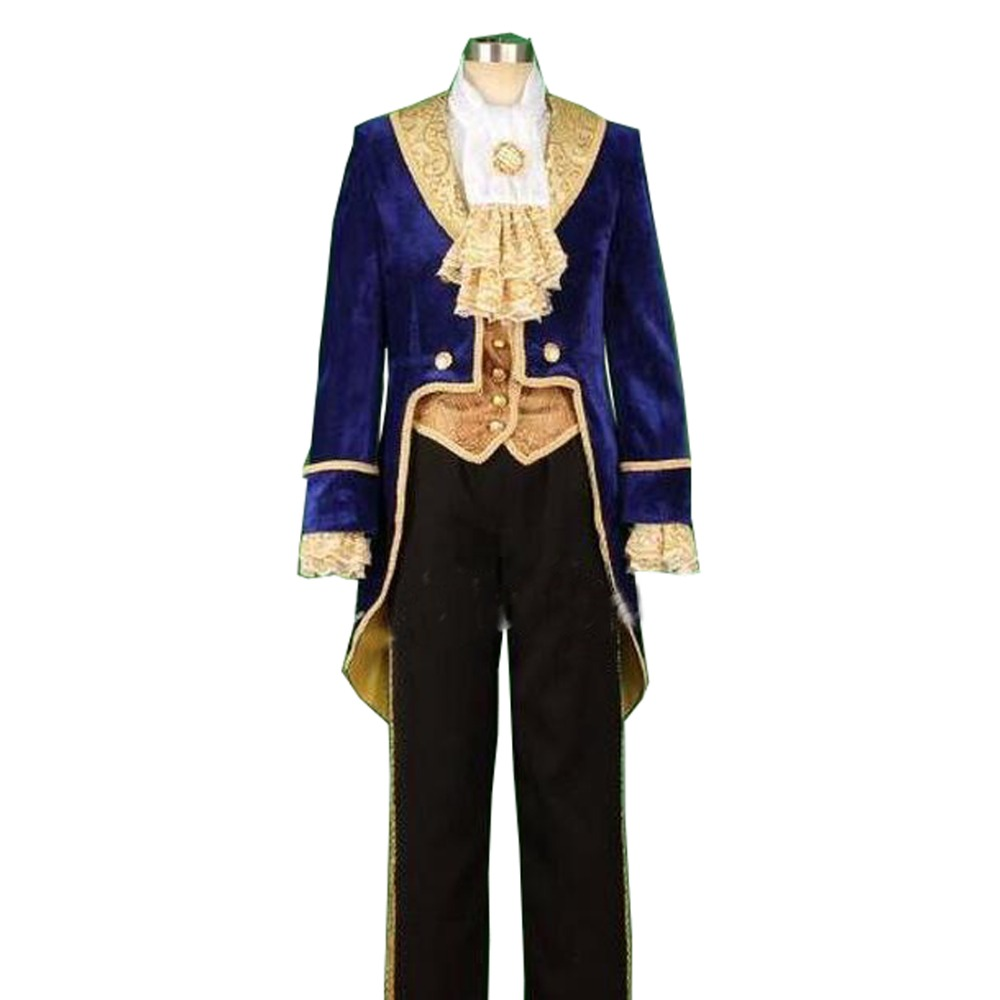 2017 Cartoon Beauty and the Beast Cosplay Adult Costumes ...