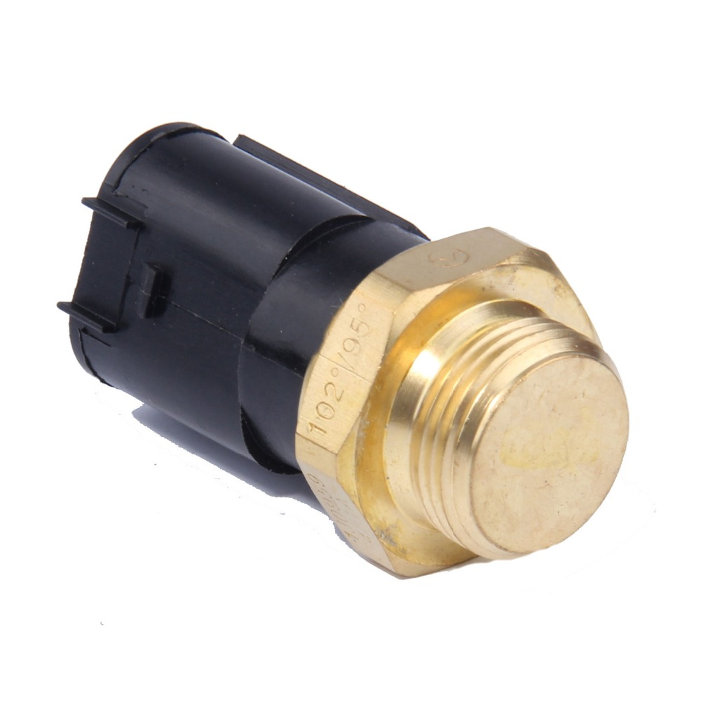 3 Pin Cooling Fan Thermal Switch Temperature Sensor For Vw