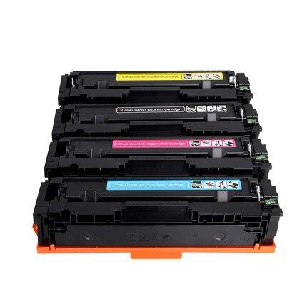 CF500A Color Cartridge for HP 202A toner LaserJet MFP M254dw M281cdw M281dw M281