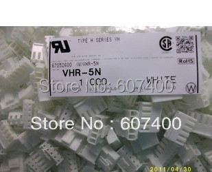 VHR-5N CONN HOUSING VH 5POS 3.96MM WHT Connectors terminals housings 100% new and original parts