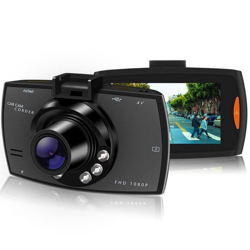 6 IR светодиодный 1080 P Автомобильный видеорегистратор камера видеорегистратор Автомобильный видеорегистратор 2,7 дюймов ночного видения видеорегистратор для автомобиля-in Видеорегистратор from Автомобили и мотоциклы