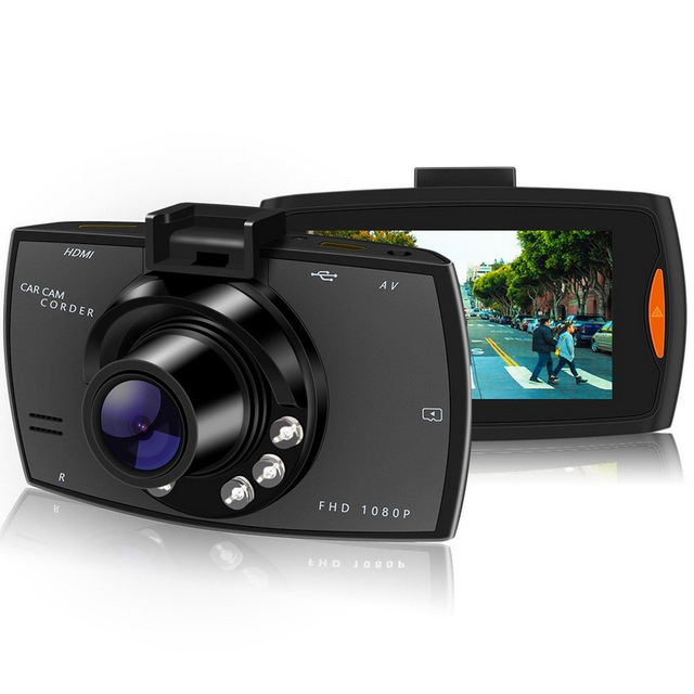 6 IR LED 1080P Car DVR Camera Dash Cam Auto Driving Video Recorder 2.7 inch Night Vision Vehicle Dash Camera