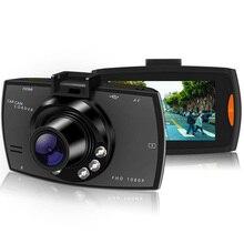 6 IR LED 1080P 자동차 DVR 카메라 대시 캠 자동 운전 비디오 레코더 2.7 인치 나이트 비전 차량 대시 카메라