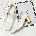 Женская люксовый бренд обувь суперзвезда Металлический бисером сексуальные каблуки сексуальные платья для женщин Металлические туфли на каблуках насосы 2017 Весна обувь