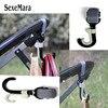 Plastic Baby Stroller Hook For Bugaboo Dsland Rotatable Hooks High Quality Clips Infant Bassinet Accessories Hanger