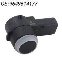 9649614177 PDC Sensor de Aparcamiento Para Peugeot Citroen C4 C5 C6 308 407 0263003893 9666016377 2000-2014