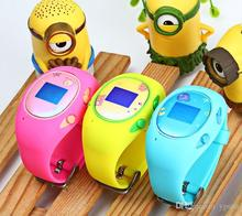 New G65 Children Kid GPS Positioning Smart Watch Safe Keeper Health Tracking GPS LBS WiFi Three Mode to Locate for IOS Android