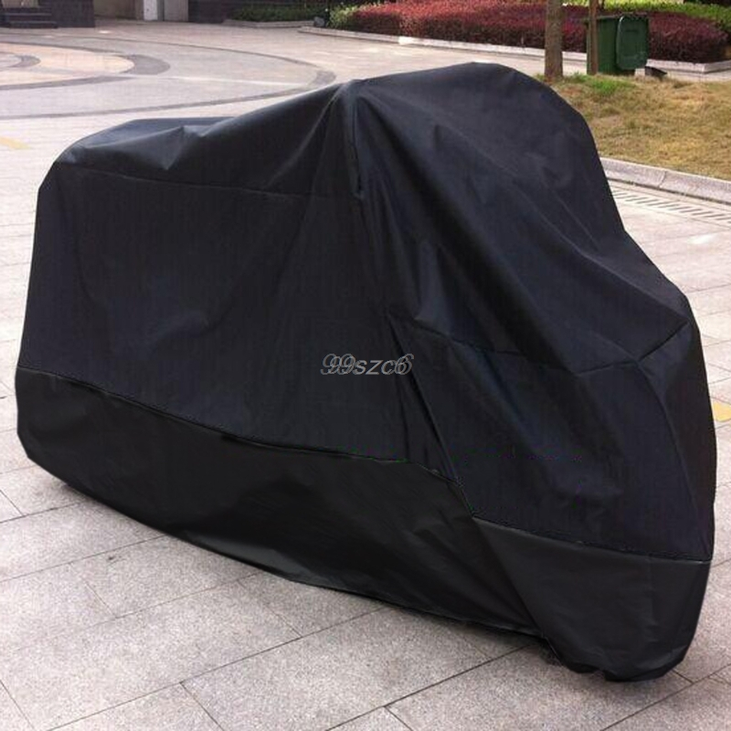 Waterproof Outdoor Motorbike UV Protector Rain Dust Bike Motorcycle Cover L/XL/2XL NEW DropShip