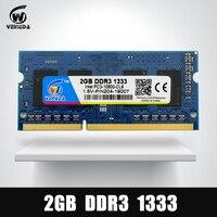 Sodimm Ram DDR3 2gb 1600 Ddr3 PC3 12800 Memory Ram Ddr 3 1333 PC3 10600 204pin