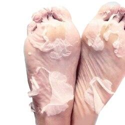 1 пара = 2 шт маска для ног пилинг омертвевшей кожи гладкое Отшелушивание ног Уход Носки для педикюра носки для пятки пилинг кутикул удаление