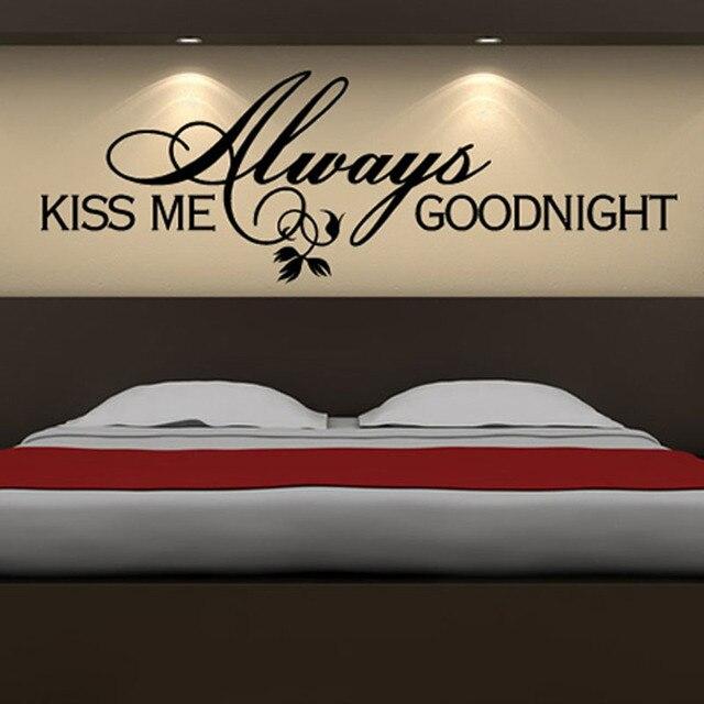 Küssen Sie Mich Immer Gute Nacht Süß Und Romantisch Sprüche