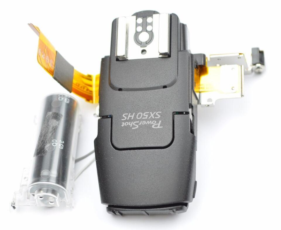95% nouveau pour Canon SX50 HS couvercle supérieur Flash Pop Up assemblée pièce de réparation de remplacement