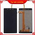 Para M4 SS4456 4456 TXDS550SHDPA-78 Display LCD Touch Screen Cor Preta LCDs Do Telefone Móvel Frete Grátis