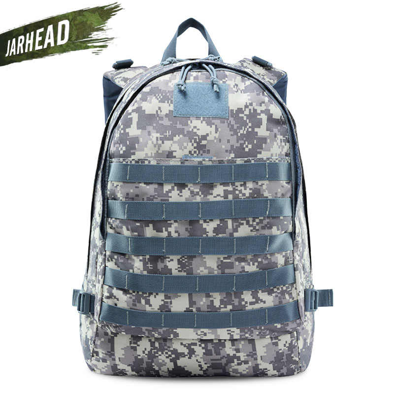 fa97a13681 PUBG Level 3 Backpack Winner Chicken Dinner Playerunknown's Battlegrounds  Cosplay Multi-functional Tactical Rucksack Game