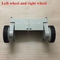 (Para a320  a325  a335  a336  a337  a338) rodas para robô mais limpo  incluindo o conjunto da roda esquerda x 1pc + conjunto da roda direita x 1pc|a336|wheel mount bike rackwheels f1 -