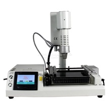 2300W Electrical motor control up down 2 zones bga rework station LY-5250 Mobile phone motherboard repair machine